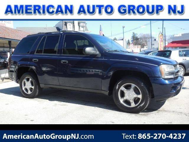 2007 Chevrolet TrailBlazer for sale at American Auto Group Now in Maple Shade NJ