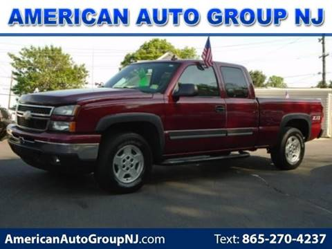 2006 Chevrolet Silverado 1500 for sale at American Auto Group Now in Maple Shade NJ