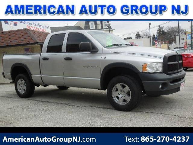 2005 Dodge Ram Pickup 1500 for sale at American Auto Group Now in Maple Shade NJ