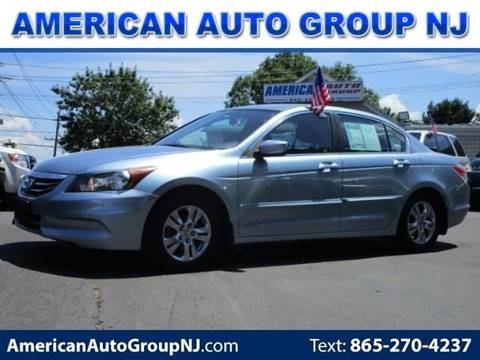 2011 Honda Accord for sale at American Auto Group Now in Maple Shade NJ