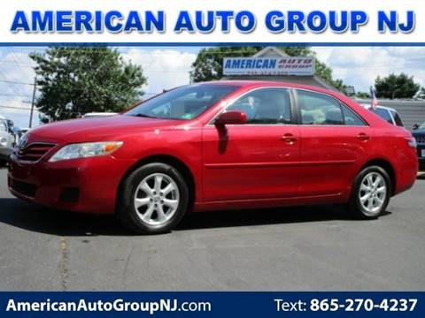 2011 Toyota Camry for sale at American Auto Group Now in Maple Shade NJ