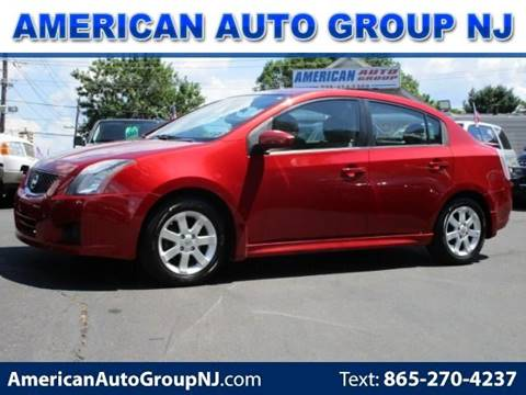 2011 Nissan Sentra for sale at American Auto Group Now in Maple Shade NJ