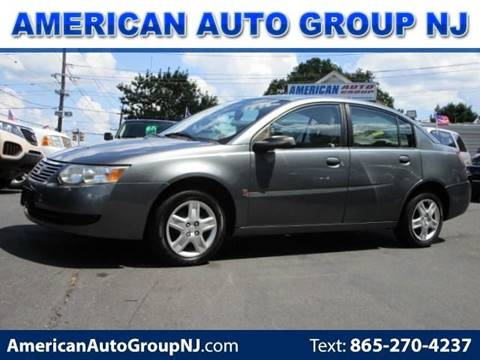 2007 Saturn Ion for sale at American Auto Group Now in Maple Shade NJ