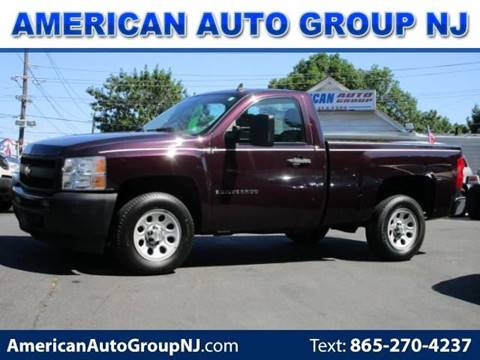 2008 Chevrolet Silverado 1500 for sale at American Auto Group Now in Maple Shade NJ
