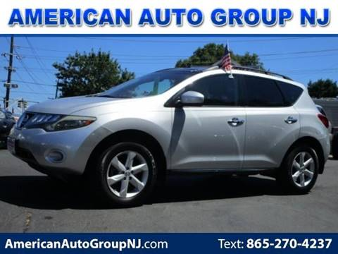 2009 Nissan Murano for sale at American Auto Group Now in Maple Shade NJ