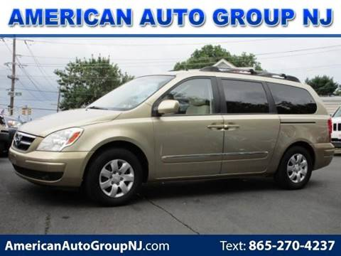 2008 Hyundai Entourage for sale at American Auto Group Now in Maple Shade NJ