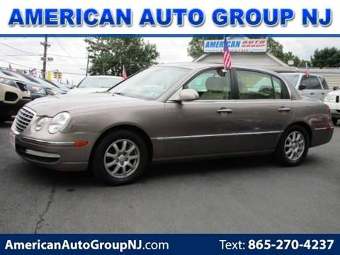 2008 Kia Amanti for sale at American Auto Group Now in Maple Shade NJ