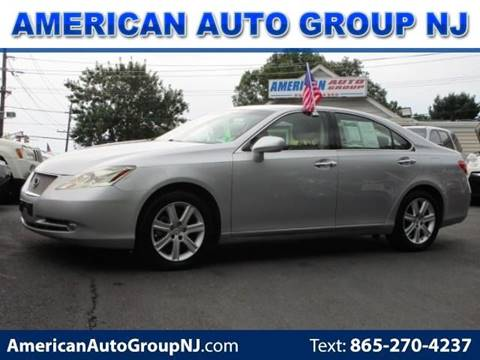 2008 Lexus ES 350 for sale at American Auto Group Now in Maple Shade NJ