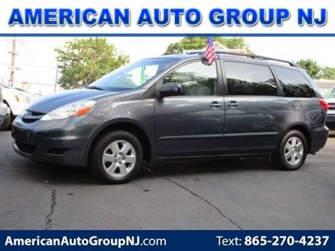 2009 Toyota Sienna for sale at American Auto Group Now in Maple Shade NJ