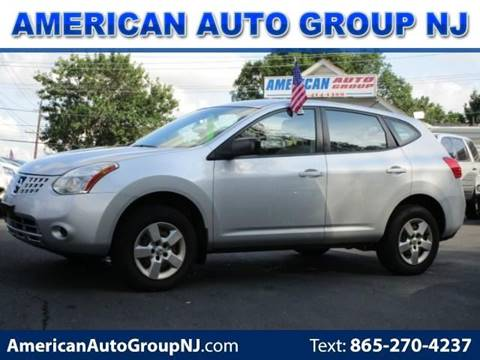 2009 Nissan Rogue for sale at American Auto Group Now in Maple Shade NJ