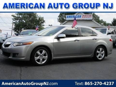 2009 Acura TSX for sale at American Auto Group Now in Maple Shade NJ