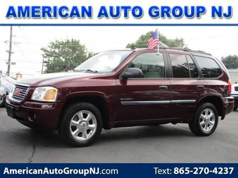2006 GMC Envoy for sale at American Auto Group Now in Maple Shade NJ