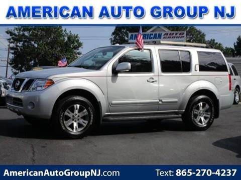 2010 Nissan Pathfinder for sale at American Auto Group Now in Maple Shade NJ