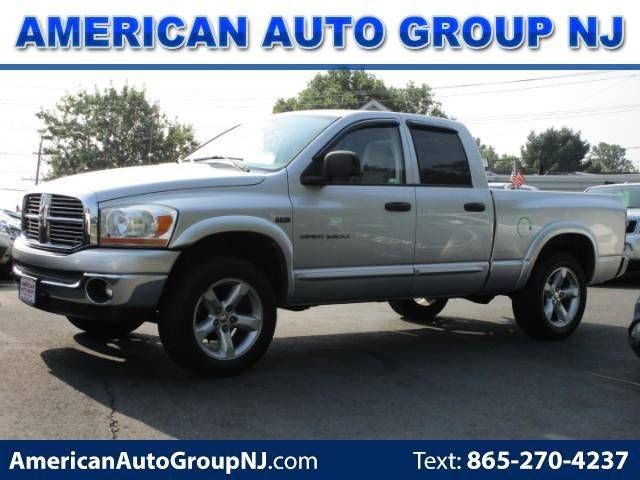 2006 Dodge Ram Pickup 1500 for sale at American Auto Group Now in Maple Shade NJ