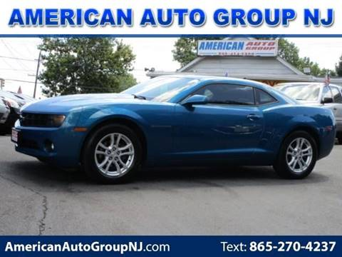 2010 Chevrolet Camaro for sale at American Auto Group Now in Maple Shade NJ