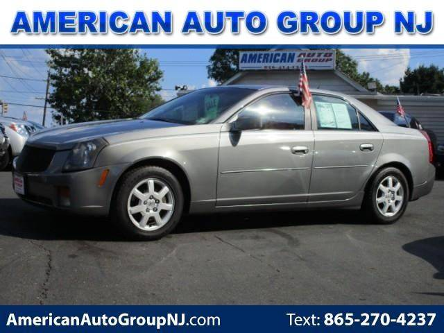 2005 Cadillac CTS for sale at American Auto Group Now in Maple Shade NJ