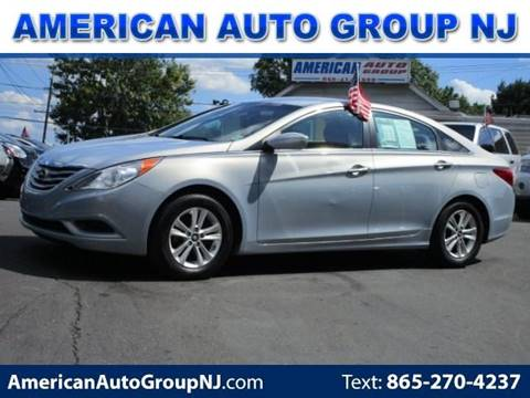 2013 Hyundai Sonata GLS for sale at American Auto Group Now in Maple Shade NJ