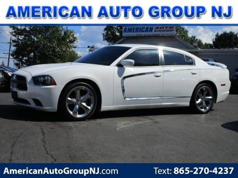 2014 Dodge Charger SE for sale at American Auto Group Now in Maple Shade NJ