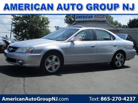 2003 Acura TL for sale at American Auto Group Now in Maple Shade NJ