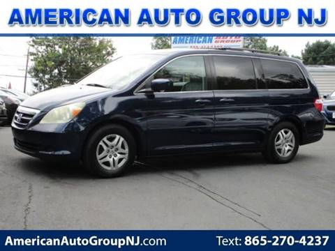 2006 Honda Odyssey EX-L for sale at American Auto Group Now in Maple Shade NJ
