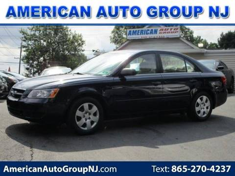 2008 Hyundai Sonata for sale at American Auto Group Now in Maple Shade NJ