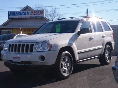 2007 jeep grand cherokee for sale in new jersey. Black Bedroom Furniture Sets. Home Design Ideas