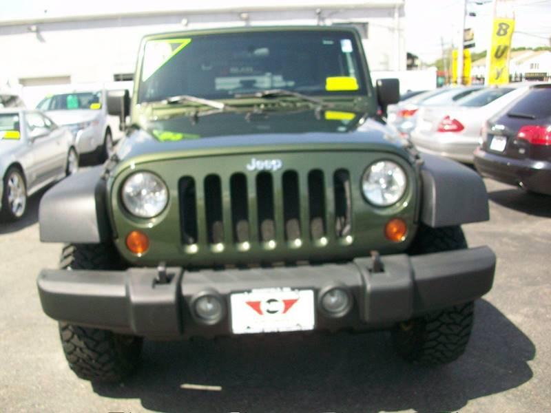 2009 Jeep Wrangler 4x4 Rubicon 2dr SUV - Wakefield Ma MA