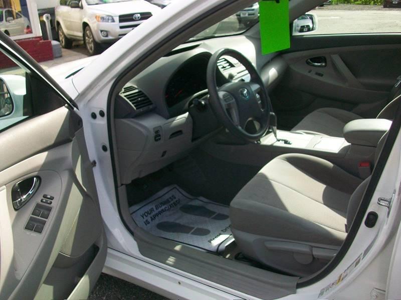 2011 Toyota Camry LE 4dr Sedan 6A - Wakefield Ma MA