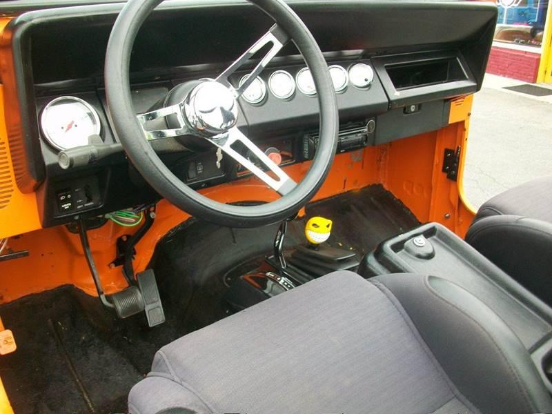 1989 Jeep Wrangler 2dr 4WD SUV - Wakefield Ma MA