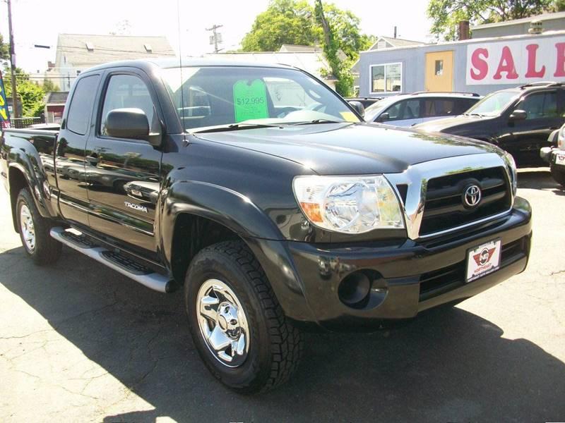 2006 Toyota Tacoma 4dr Access Cab 4WD SB - Wakefield Ma MA