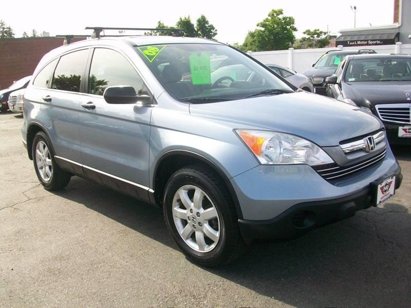 2008 Honda CR-V AWD EX 4dr SUV - Wakefield Ma MA