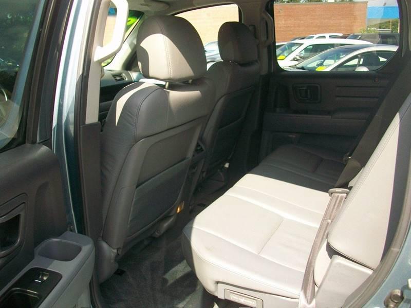 2008 Honda Ridgeline 4x4 RTL 4dr Crew Cab - Wakefield Ma MA