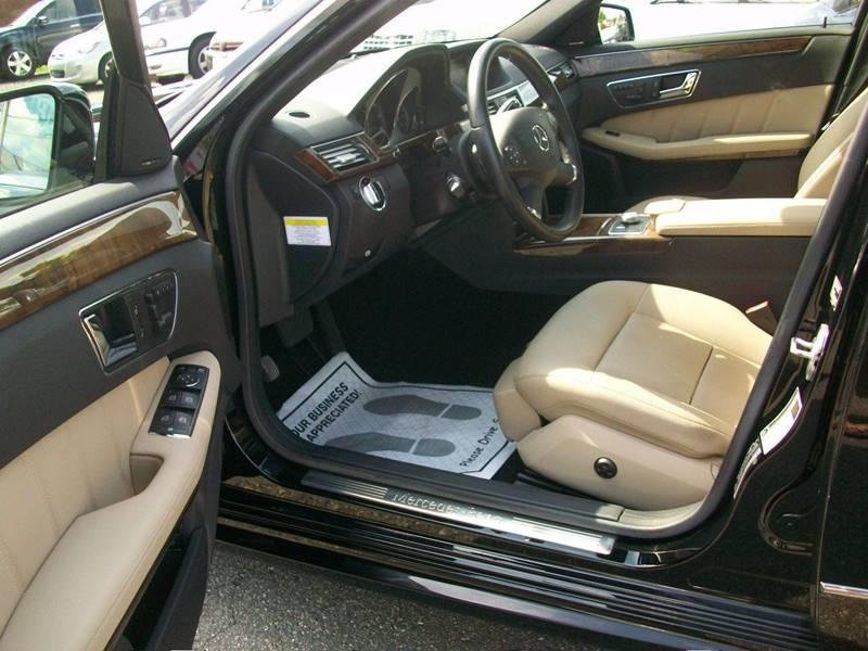 2010 Mercedes-Benz E-Class AWD E 350 Sport 4MATIC 4dr Sedan - Wakefield Ma MA