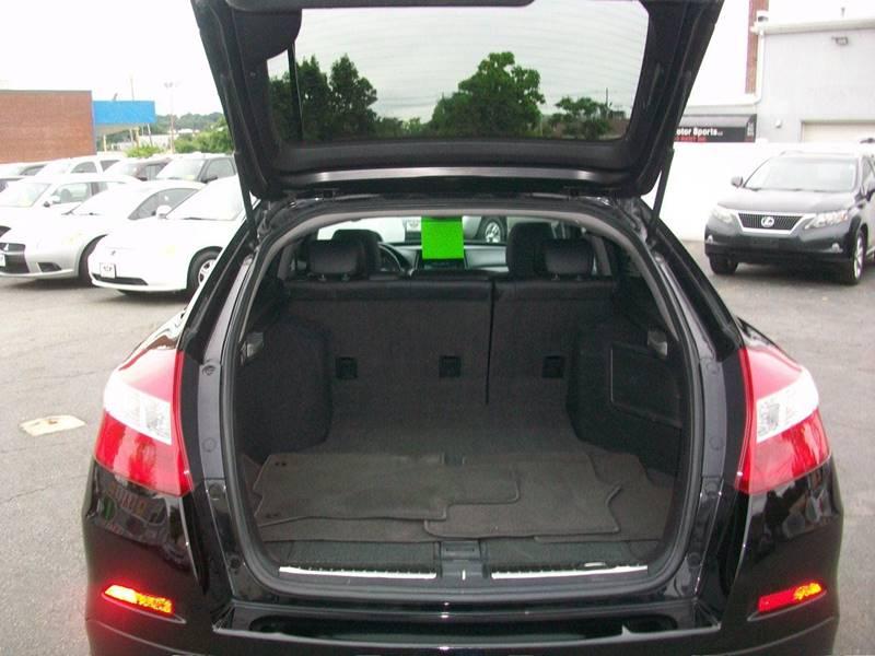 2013 Honda Crosstour AWD EX-L V6 4dr Crossover - Wakefield Ma MA