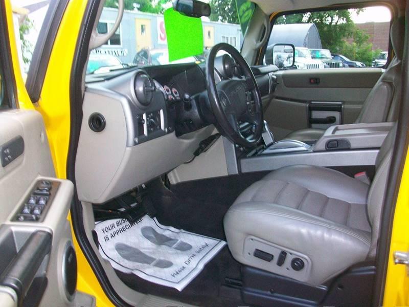 2003 HUMMER H2 4dr 4WD SUV - Wakefield Ma MA