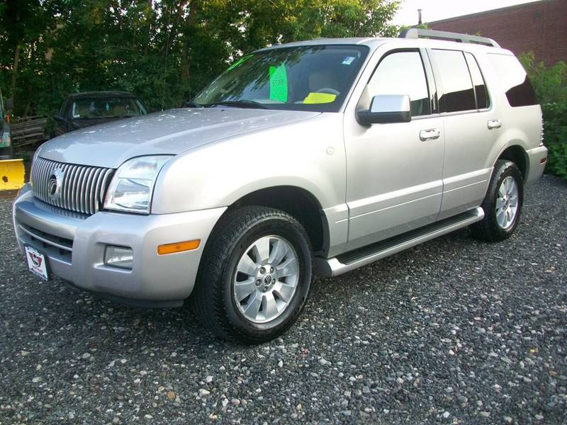 2006 Mercury Mountaineer AWD Luxury 4dr SUV - Wakefield Ma MA