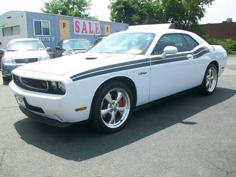 2010 Dodge Challenger R/T Classic 2dr Coupe - Wakefield Ma MA