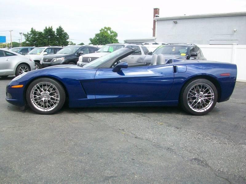 2005 Chevrolet Corvette 2dr Convertible - Wakefield Ma MA