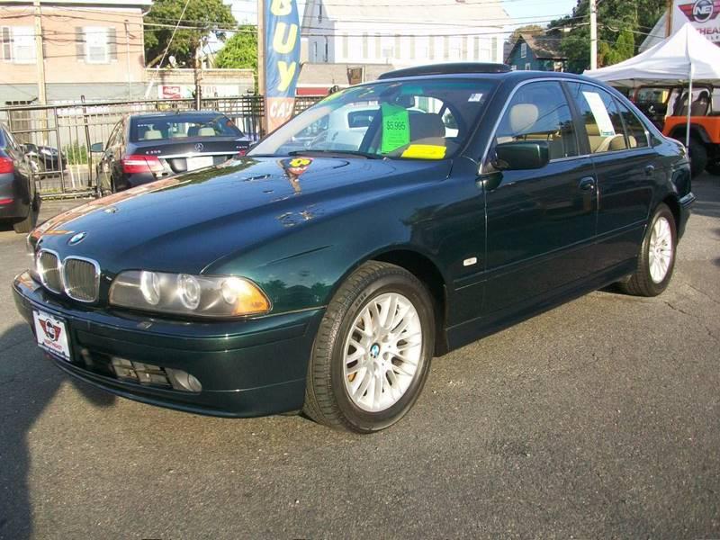 Bmw Series I Dr Sedan In Wakefield Ma MA Northeast - Auto bmw