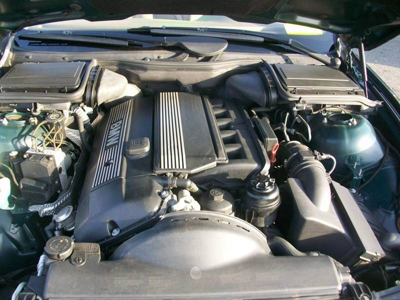 Bmw Series I Dr Sedan In Wakefield Ma MA Northeast - 2002 bmw 530i engine