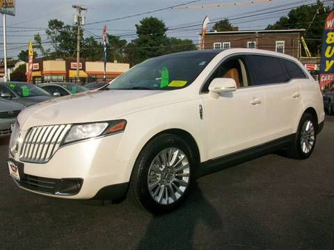 2010 Lincoln MKT for sale in Wakefield Ma, MA