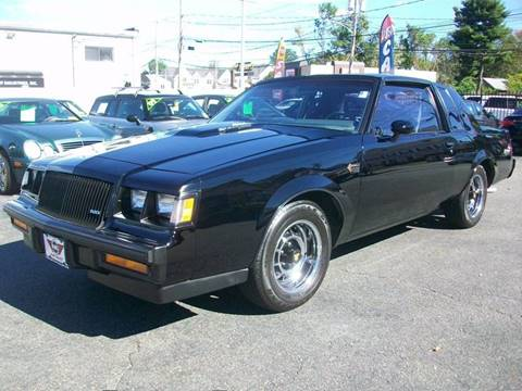 1987 Buick Regal for sale in Wakefield Ma, MA