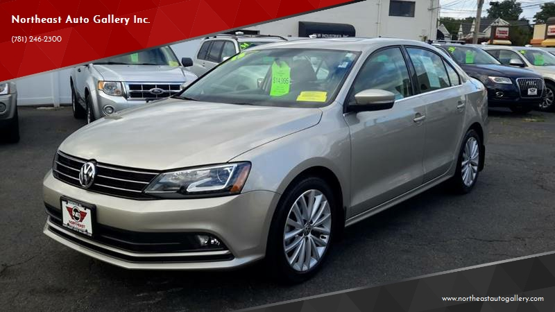 2015 volkswagen jetta se pzev 4dr sedan 6a w connectivity and navigation in wakefield ma ma. Black Bedroom Furniture Sets. Home Design Ideas