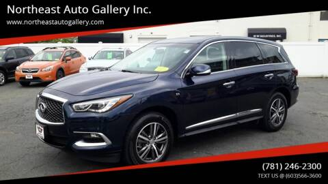 2016 Infiniti QX60 for sale at Northeast Auto Gallery Inc. in Wakefield Ma MA