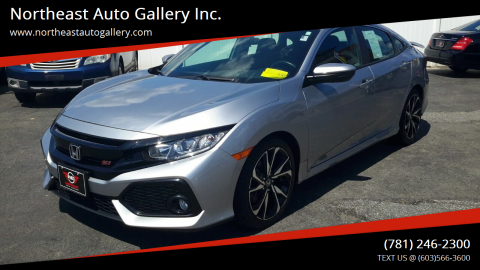 2018 Honda Civic for sale at Northeast Auto Gallery Inc. in Wakefield Ma MA