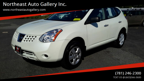 2010 Nissan Rogue for sale at Northeast Auto Gallery Inc. in Wakefield Ma MA