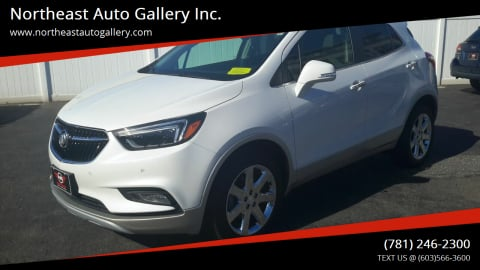 2018 Buick Encore for sale at Northeast Auto Gallery Inc. in Wakefield Ma MA