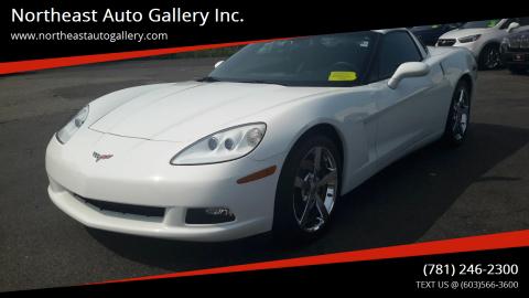2011 Chevrolet Corvette for sale at Northeast Auto Gallery Inc. in Wakefield Ma MA