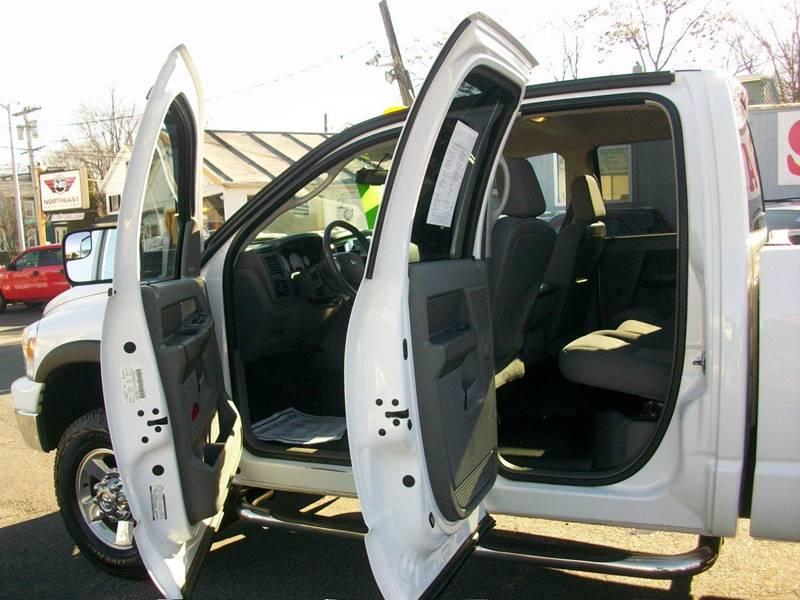 2007 Dodge Ram Pickup 2500 SLT 4dr Quad Cab 4x4 SB - Wakefield Ma MA