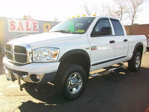 2007 Dodge Ram Pickup 2500 for sale in Wakefield Ma, MA